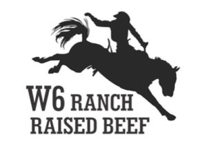 W6 Ranch Raised Beef Sponsor