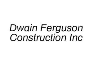 Dwain Ferguson Construction Inc