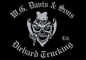 wg davies sons trucking