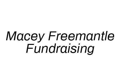 Macey Freemantle Fundraising